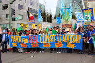 Dan Bacher Photo Essay: March for Real Climate Leadership in Calif.