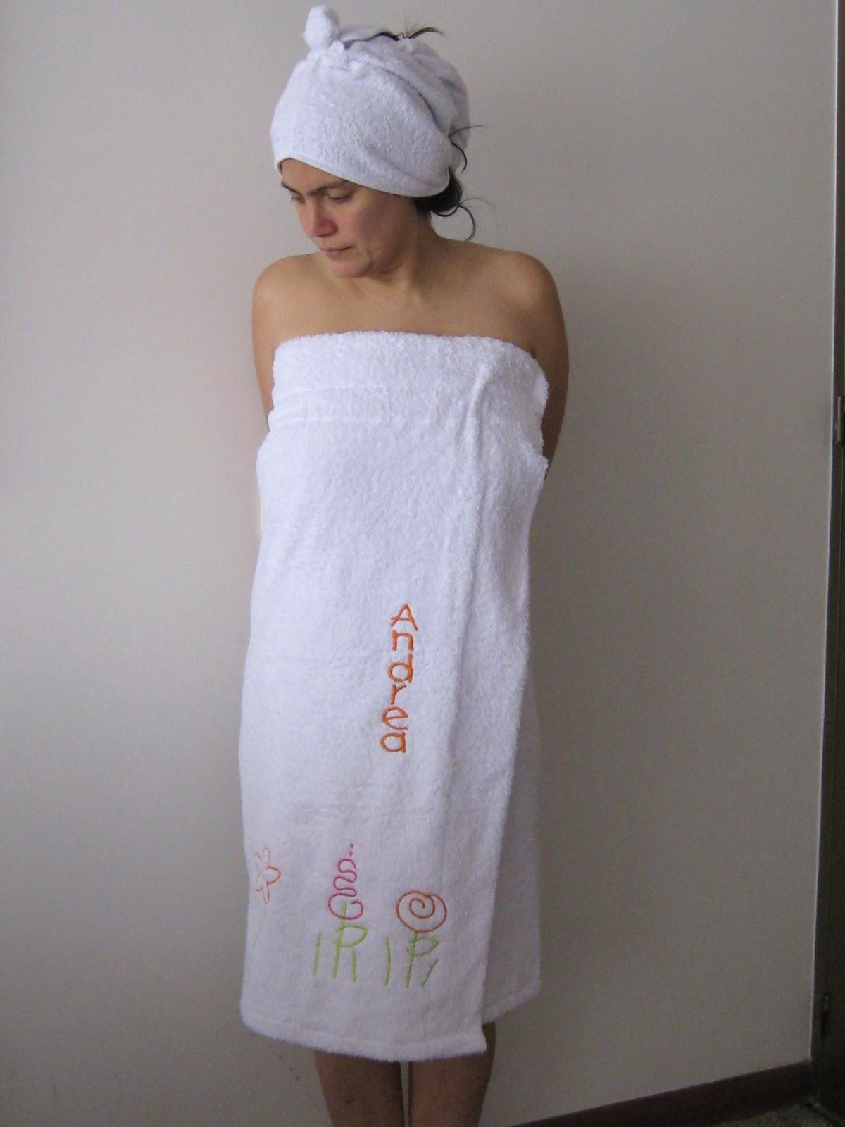 Handy mom salidas de ba o para ni as for Soporte para toallas de bano