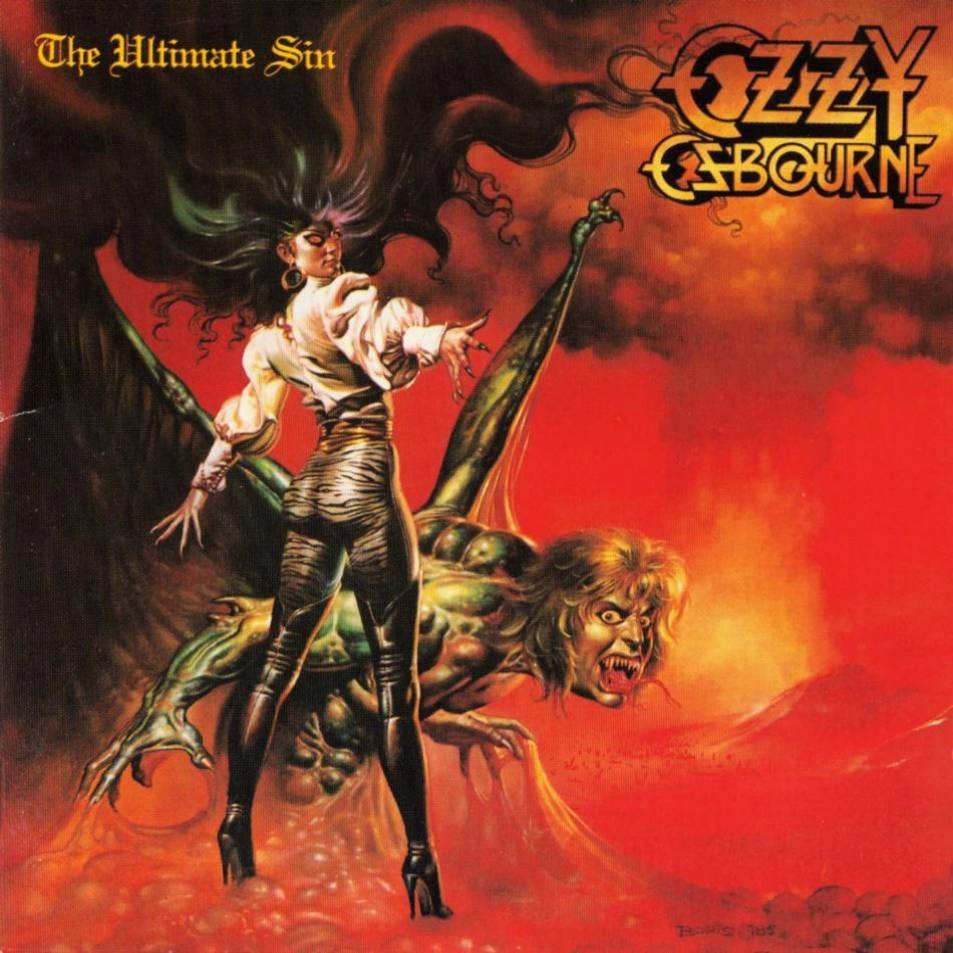 Ozzy Osbourne-The Ultimate Sin-Frontal jpgOzzy Osbourne The Ultimate Sin