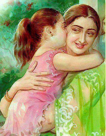 Hindi shayari maa jaisa koi nahi for Koi 5 kavita