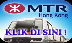 Peta MTR Hong Kong