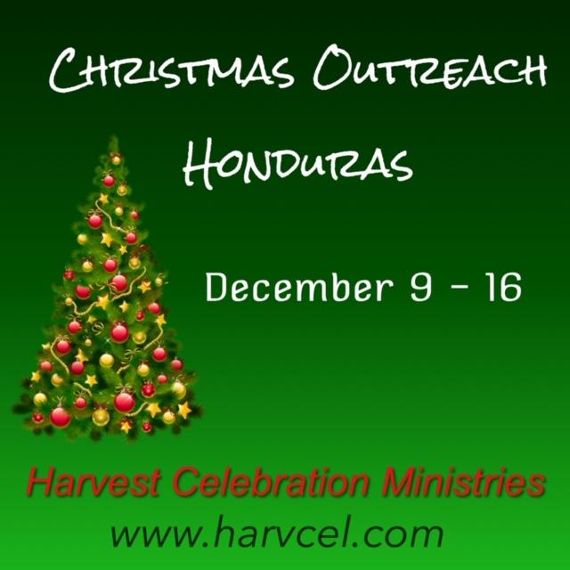 Upcoming Outreach To Honduras!