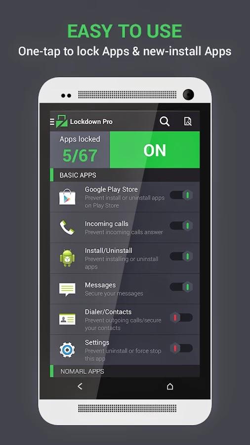 Lockdown Pro Premium - App Lock v1.1.7