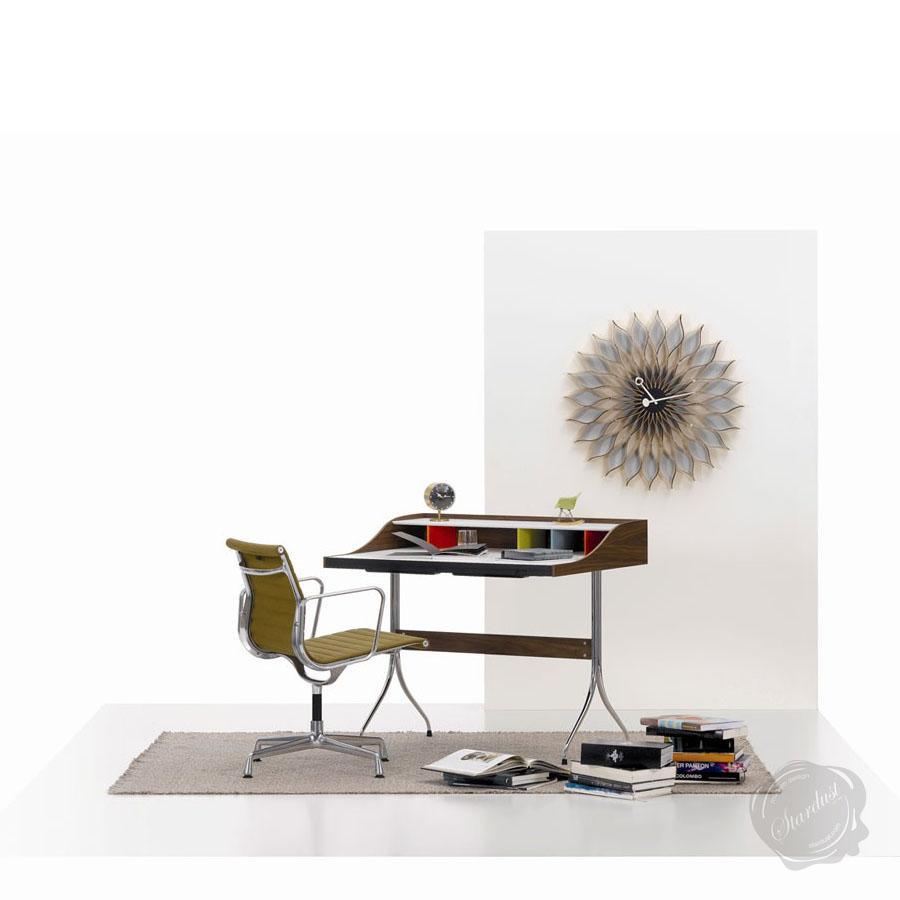 sunflower vitra clock. Black Bedroom Furniture Sets. Home Design Ideas