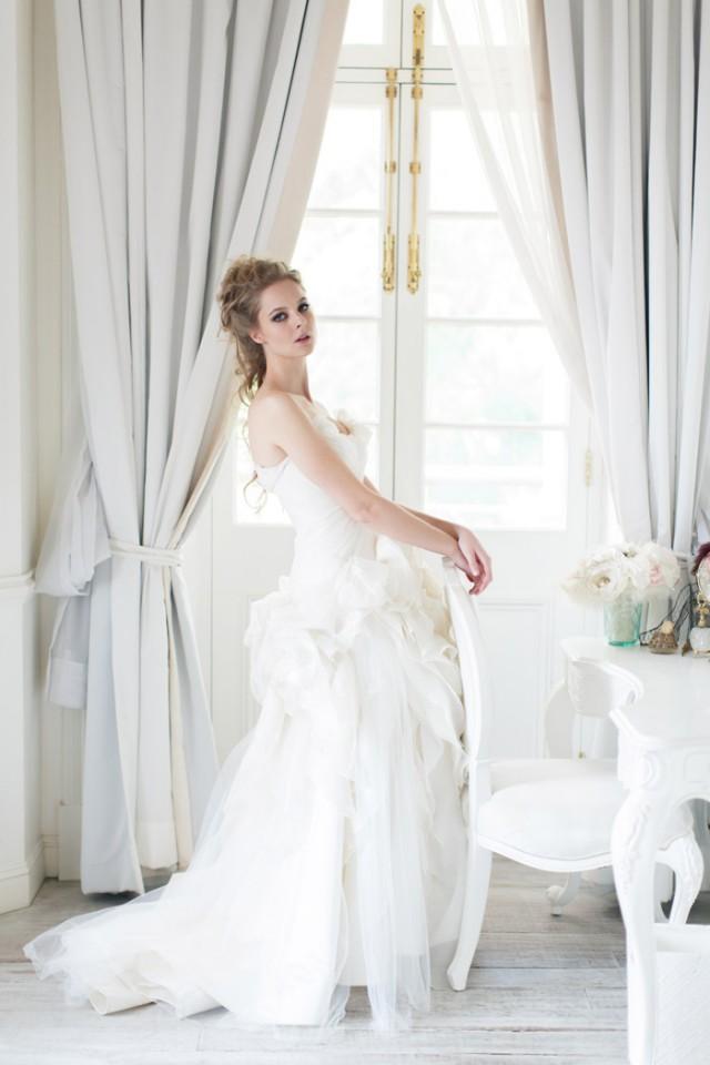 Maravillosos vestidos de novias | Colección Vivian Luk