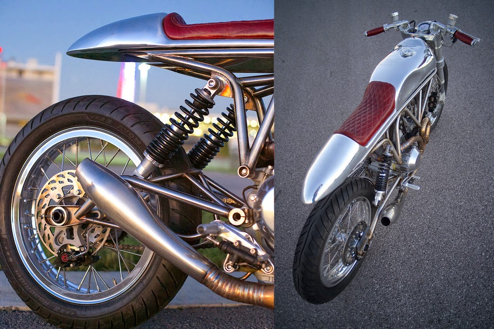 For Motorcycle fans  Revival Cycles Ducati 900SS J63