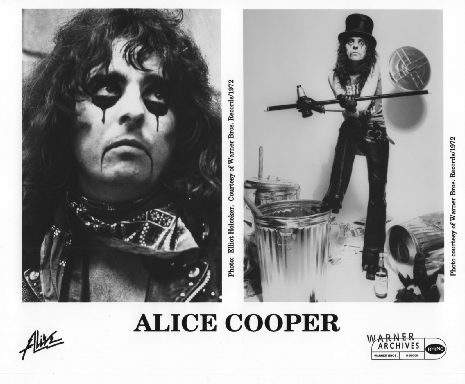evenspot speaks  1999  the life and crimes of alice cooper