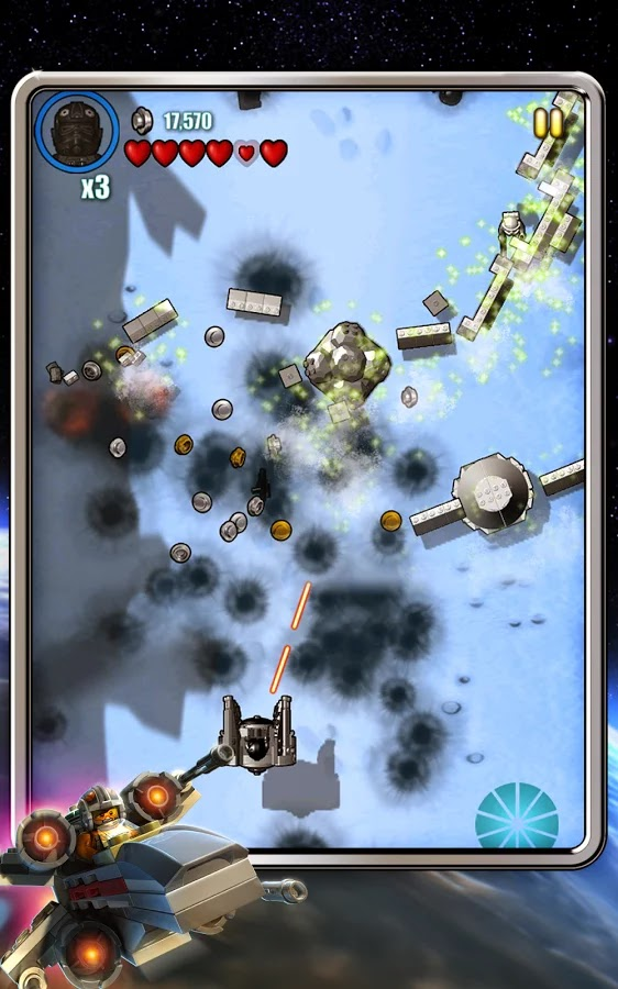 LEGO® Star Wars™ Microfighters v1.02