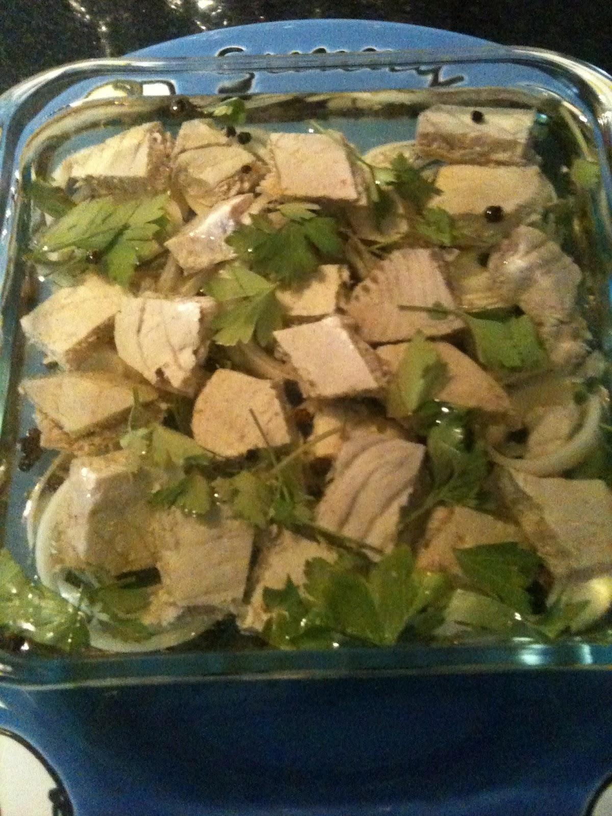 No todo es cocinar receta at n encebollado - Cocinar atun congelado ...