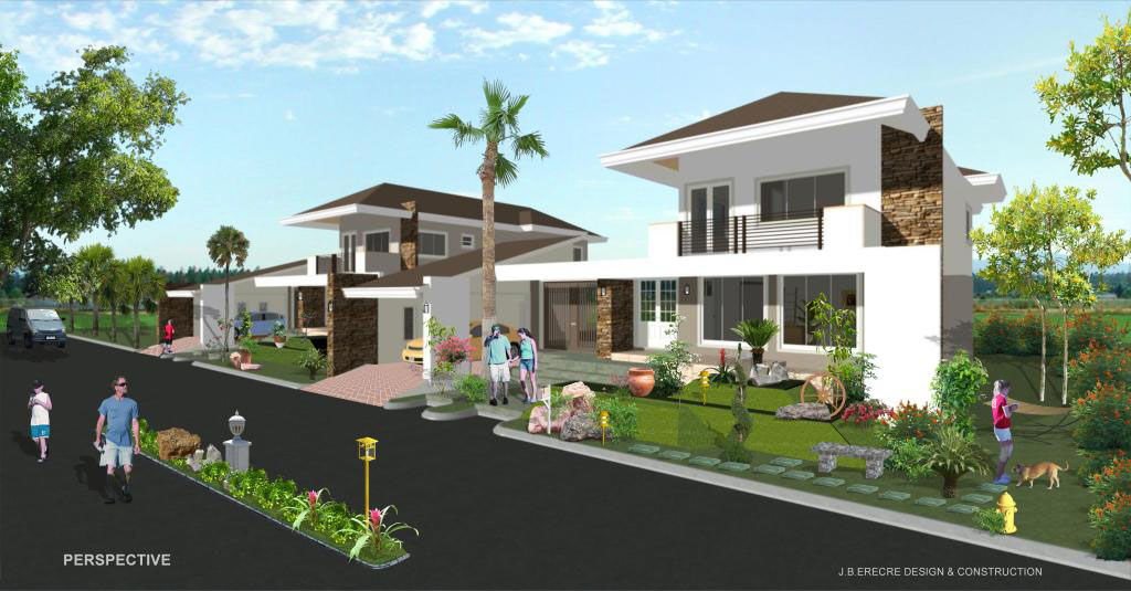 Dream home designs erecre group realty design and House deaigns
