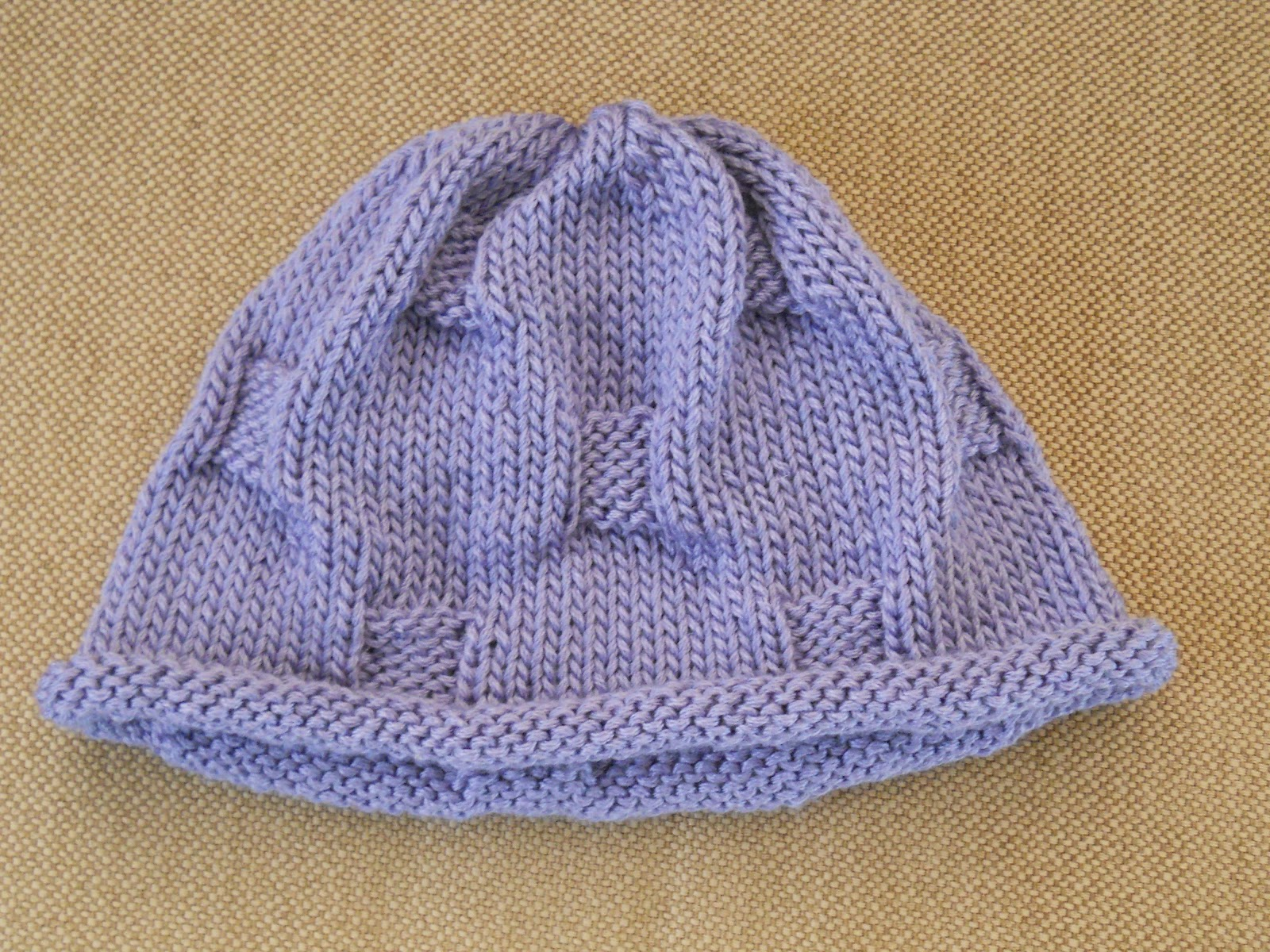 Knitting with Schnapps: Stepping Stones Cap