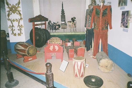South Borneo Traditional Music Instruments