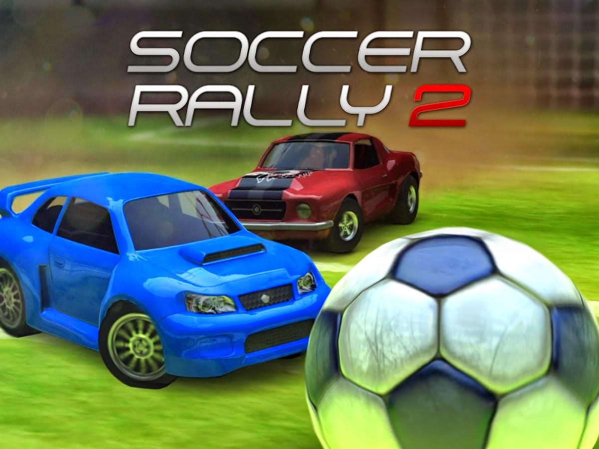 SoccerRally World Championship v1.08 [Mod Money/Unlock] APK+DATA