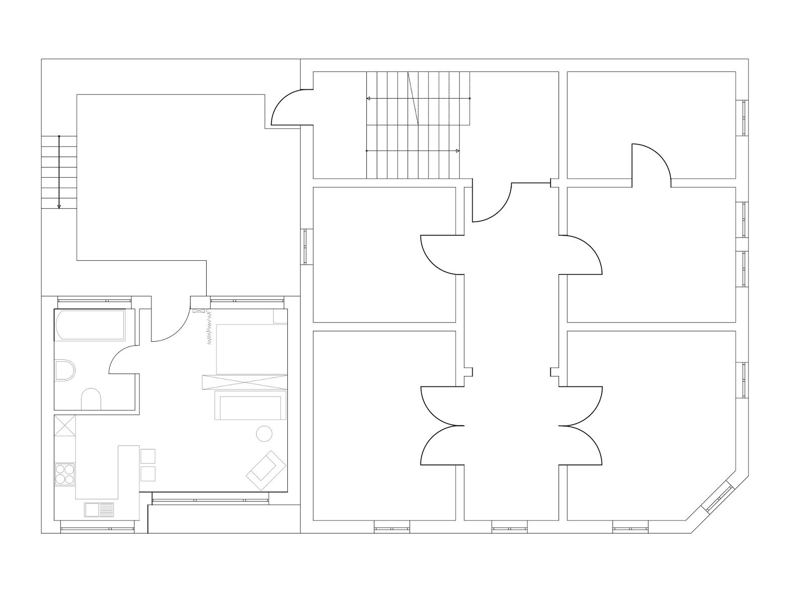 sven simmer aufstockung gr nderzeithaus darmstadt bessungen. Black Bedroom Furniture Sets. Home Design Ideas