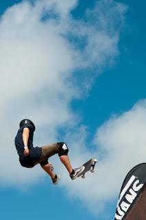 Skate comp newquay