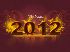 Welcome in the New Year!