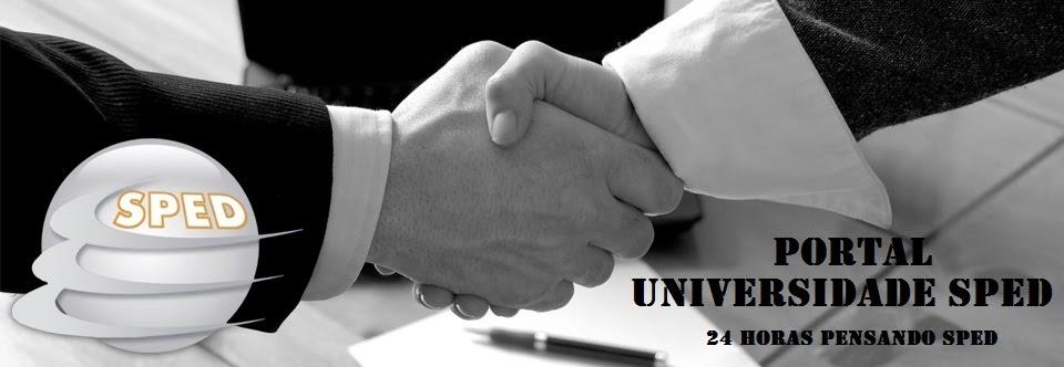 Portal Universidade SPED