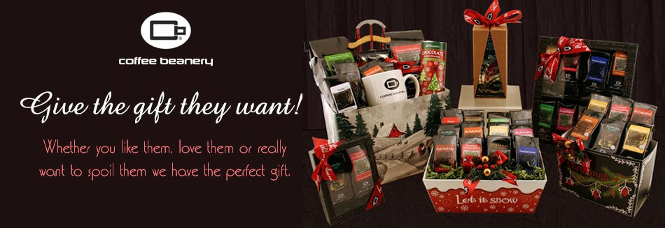 Gift Baskets from The Coffee Beanery