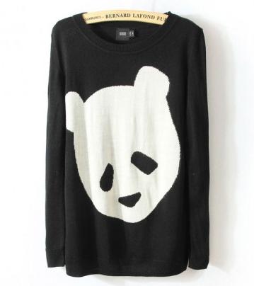 Knitting Pattern Panda Jumper : alskar Mode: In Search of a Winter Coat (or Something)