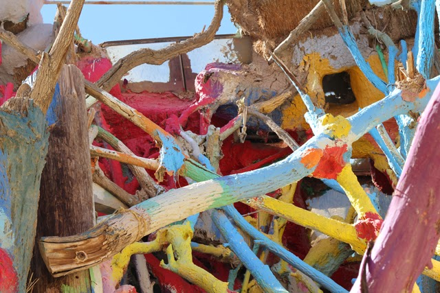 Salvation Mountain | Mood Maybe