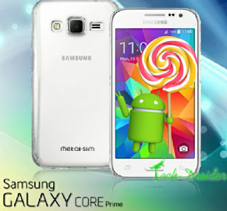 Official Android 5.0 Lollipop Update available for Samsung Galaxy Core Prime