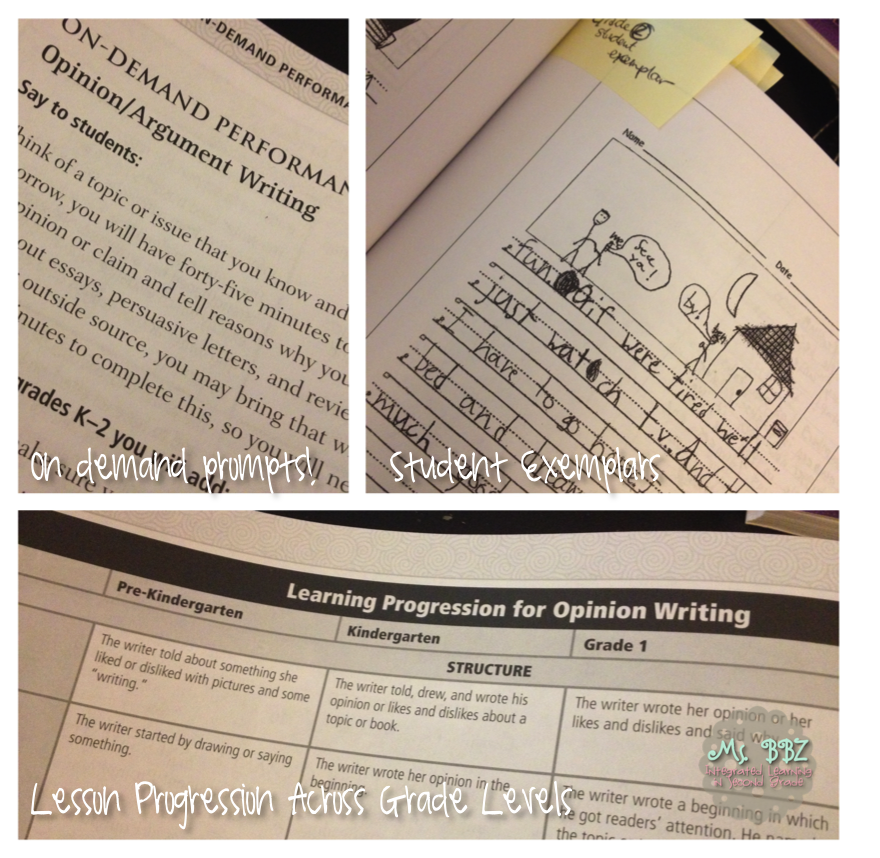 lucy calkins writing units The series provides well-planned resources for teaching writing it's designed to guide teachers through lessons that help students meet and exceed writing expectations.