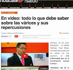 Entrevista Junio 2013.                         Dr Hugo Navas