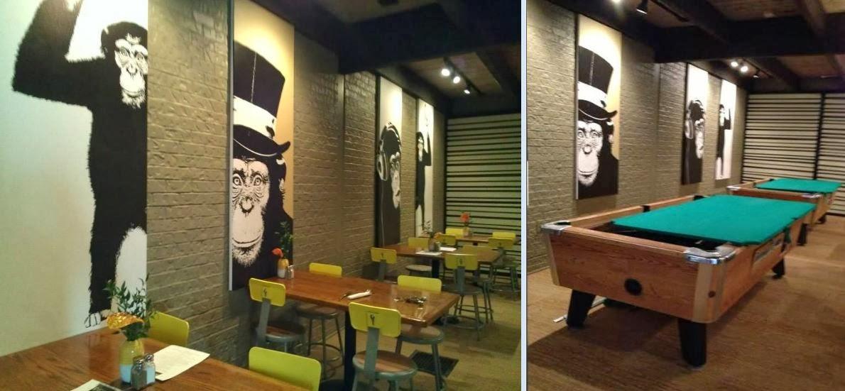 Food network gossip restaurant impossible spunky monkey