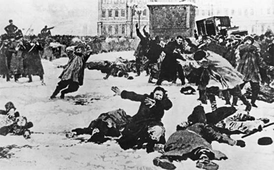 the russian revolution of 1905 1905 was not only a momentous year for late-imperial russia, it also marked an important turning-point in leon trotsky's life it was precisely in 1905 that, as trotsky himself stated, he first advanced the theory of permanent revolution a doctrine that was to be associated with him until his death and beyond.