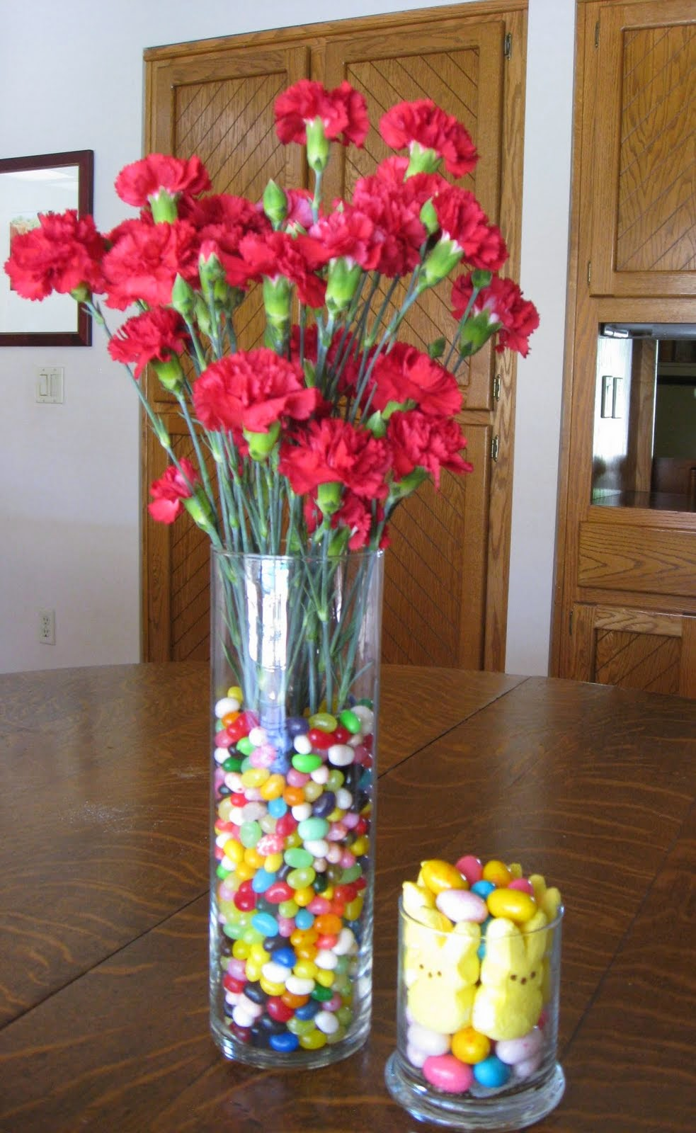 BigFamiliesBigIdeas Inexpensive Easter Centerpieces