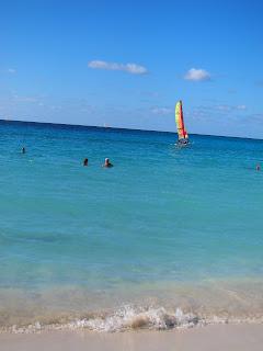 Playa Pesquero ocean and beach