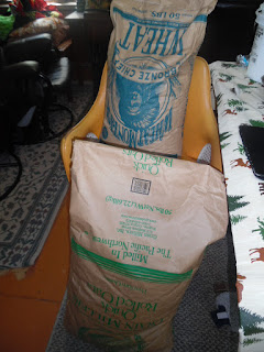 Packing Grain and Beans for Food Storage (The way I do it)
