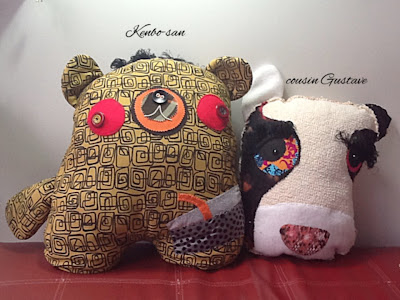 whimsical quirky cushions