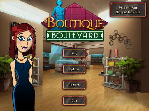 Fun Time Management Games Boutique Boulevard Free Download Full Version