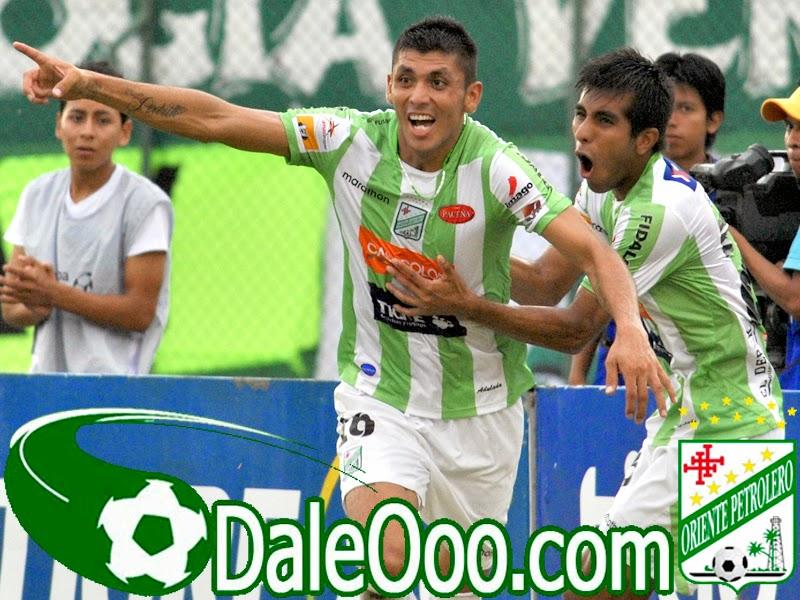 Oriente Petrolero - Yasmani Duk - Ricky Añez - Oriente Petrolero vs Sport Boys - DaleOoo.com web del Club Oriente Petrolero