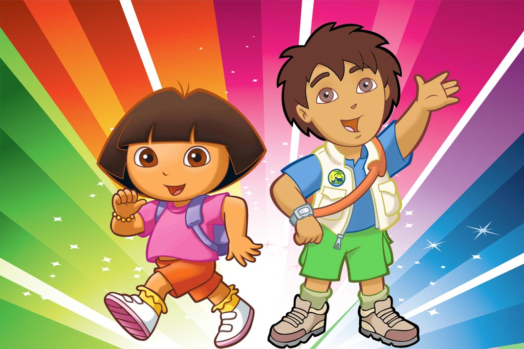 Dora and Diego wallpapers | see a picture