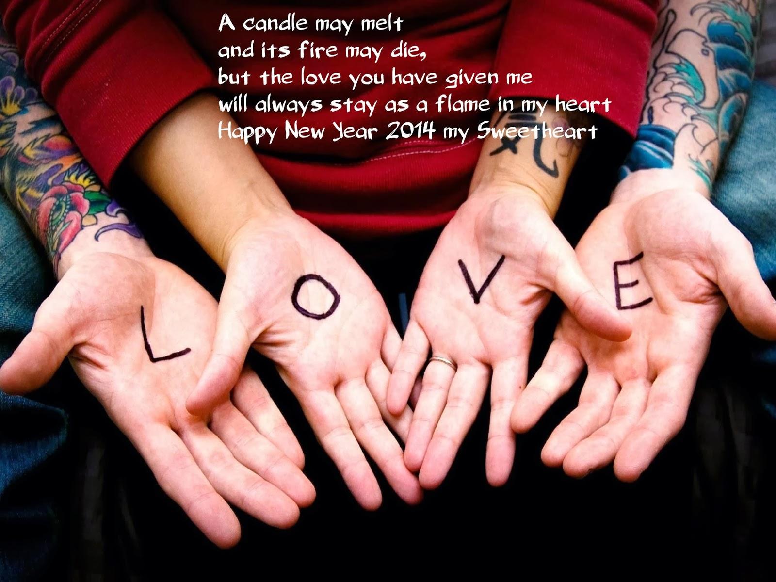 new year romantic love sms shayari for sweetheart girlfriend
