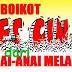 Harga Barang Naik, CINA Piggy Punya Pasal Rakyat Akan Salahkan BN...