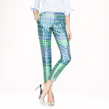 Collection Cafe Capri in Bazaar Print