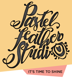 Pastel Feather Studio: it's time to shine ♥