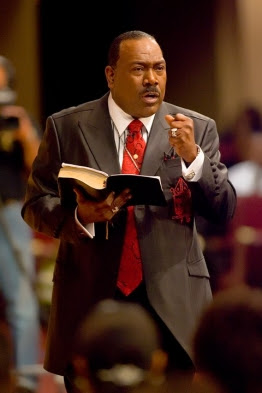 Bishop Ira V. Hilliard