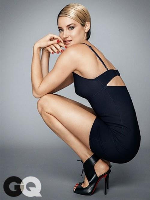 Shailene Woodley Photoshoot Magazine