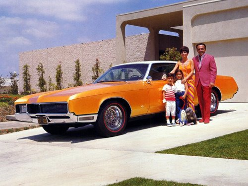 Palm Springs Automobilist Buicks With The Barris Touch