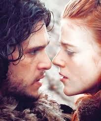 John Snow&Ygritte