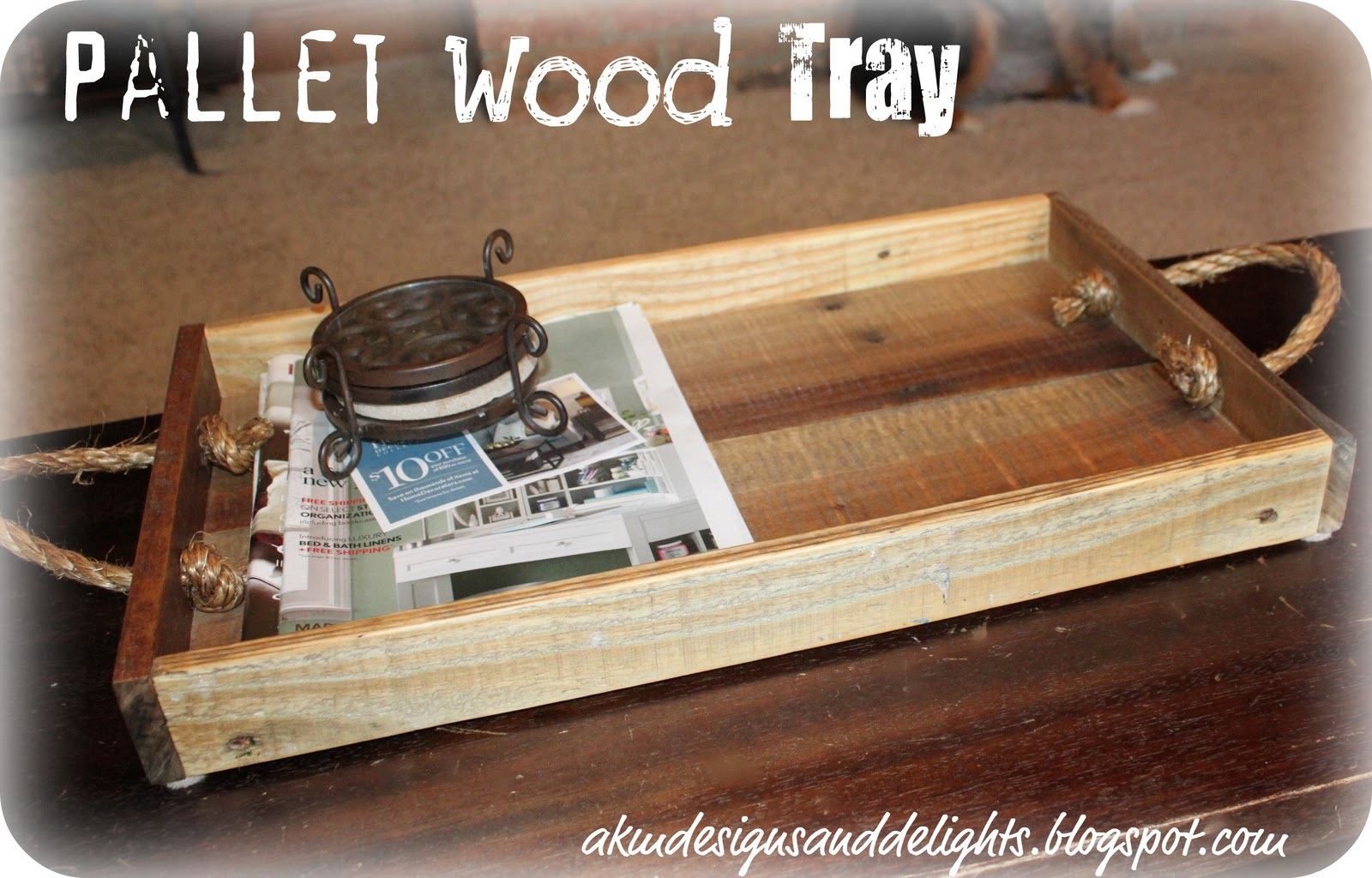 woodwork diy wood tray pdf plans. Black Bedroom Furniture Sets. Home Design Ideas