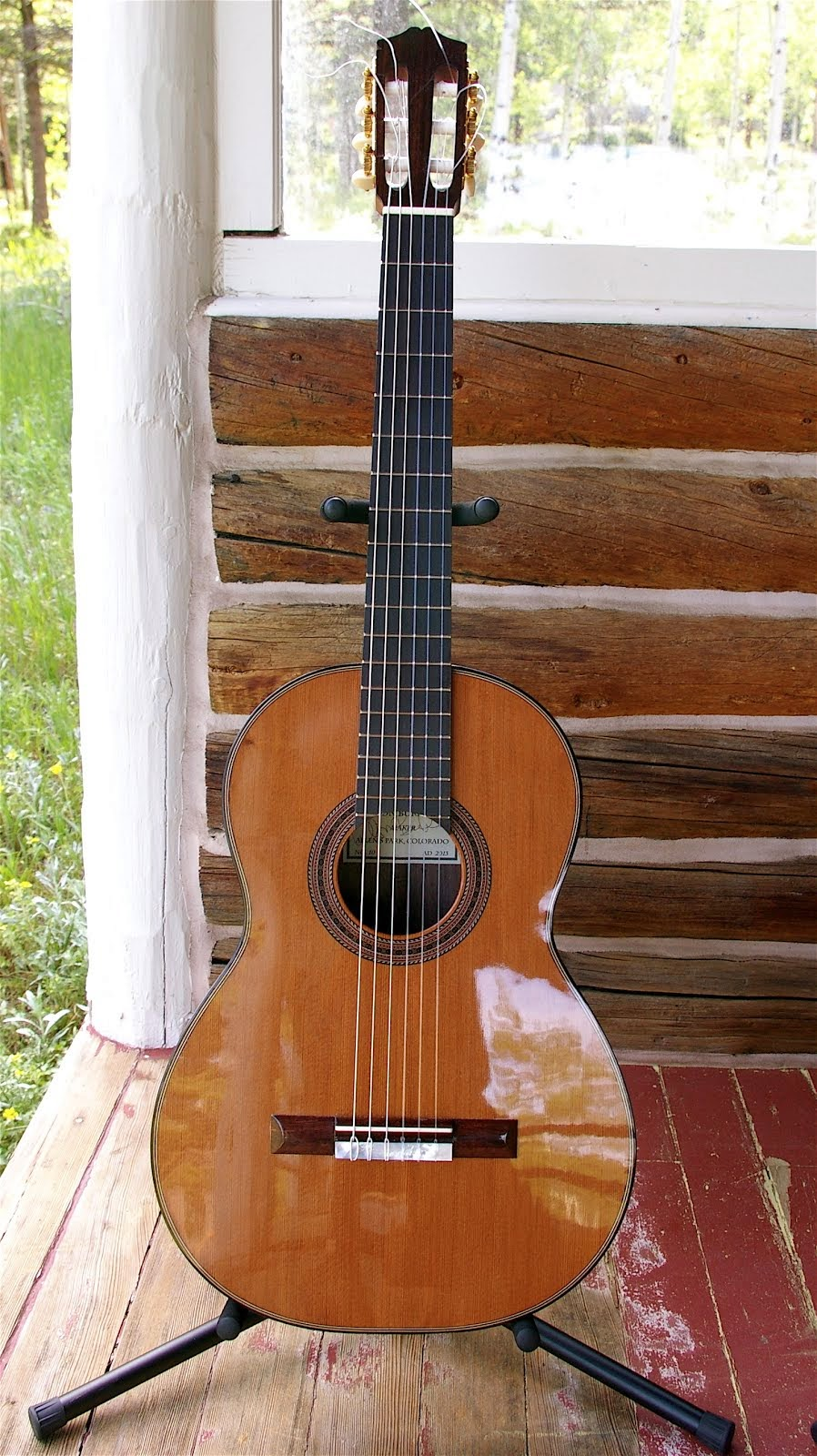 SOLD! 1929 Santos Hernandez Model