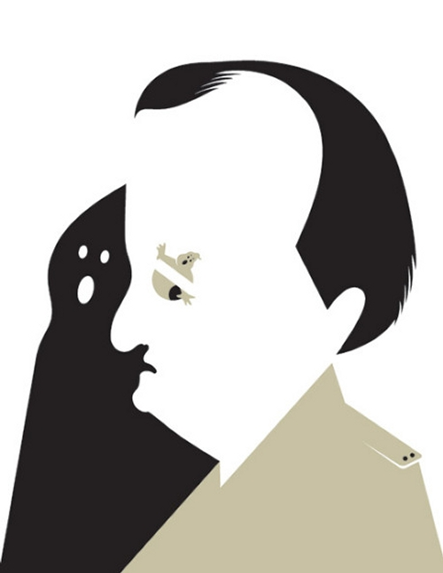 05-Bill-Murray-The-Ghostbusters-Noma-Bar-Faces-Hidden-in-the-Symbolism-of-Illustrations-www-designstack-co