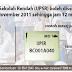 SEMAK KEPUTUSAN UPSR 2011 SECARA ONLINE DAN SMS