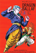 Menkyon DBAF has released English scanlations of Youngjiji's Dragon Ball AF .
