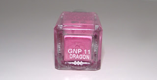 New Barry M Gelly Hi- Shine Nail Paint Polish - 303 Dragon Fruit GNP 11